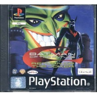 Batman Of The Future Return Of Joker Ps1