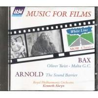 Bax & Arnold - Music For Films Cd