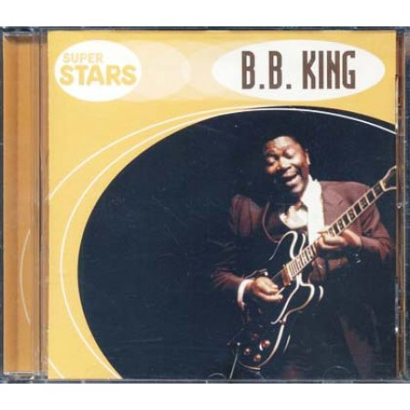 B.B. King - Super Stars Italy Press Cd