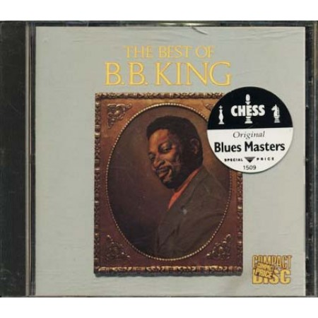 B.B. King - The Best Of (Mca Blues Masters) Cd