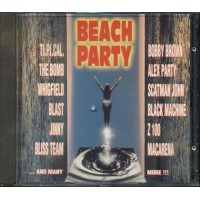 Beach Party - Tipical/The Bomb/Alex Aprty/Black Machine Cd