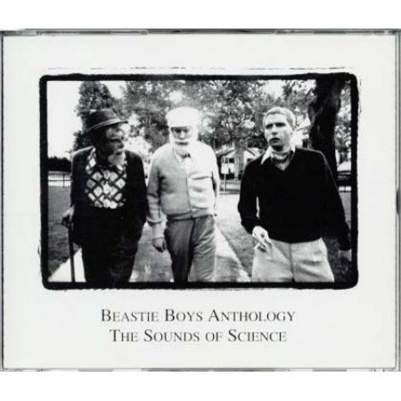 Beastie Boys - The Sounds Of Science Fat Box 2x Cd