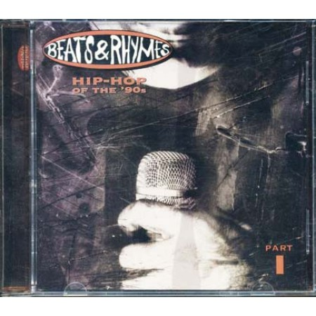 Beats & Rhymes - Lord Finesse/Def Jef/A Tribe Called Quest Cd