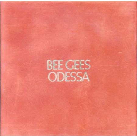 Bee Gees - Odessa Special Edt Box 3 Cd + Sticker + Poster Cd
