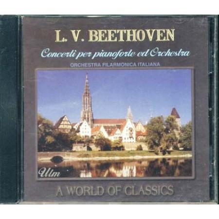 Beethoven - Concerti Per Pianoforte Ed Orchestra Cd