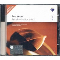 Beethoven - Symphonies 5 & 7 (Linderberg) Cd