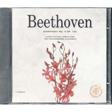 Beethoven - Symphony N 9 Op. 125 Cd