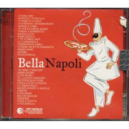 Bella Napoli - Sergio Bruni/Di Stefano/Tito Schipa/Nccp 2x Cd