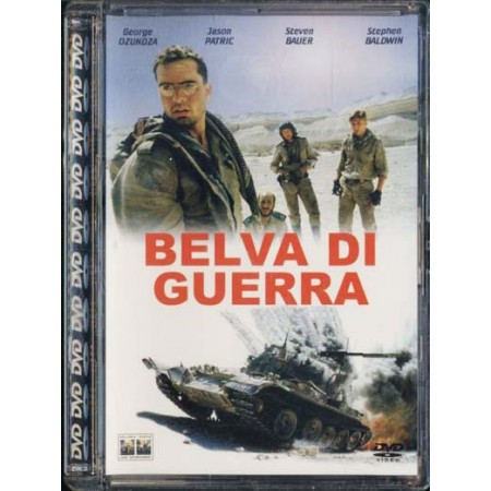 Belva Di Guerra - Stephen Baldwin Dvd Super Jewel Box