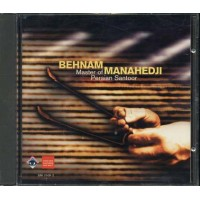 Behnam Manahedji - Master Of Persian Santoor Cd