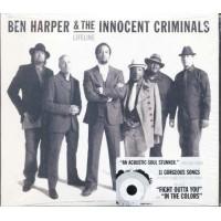 Ben Harper & The Innocent Criminals - Lifeline Digipack Cd