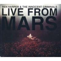 Ben Harper - Live From Mars Digipack 2x Cd