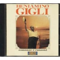 Beniamino Gigli - Romanze E Canzoni Cd