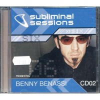 Benny Benassi - Subliminal Sessions Russian Import Cd