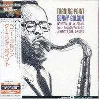 Benny Golson - Turning Point Japan Vinyl Replica W/Obi Cd