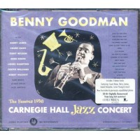 Benny Goodman - Carnegie Hall Jazz Concert Box 2x Cd
