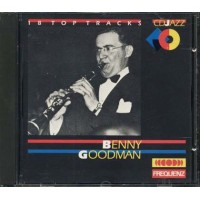 Benny Goodman - 18 Top Tracks Frequenz Jazz Cd