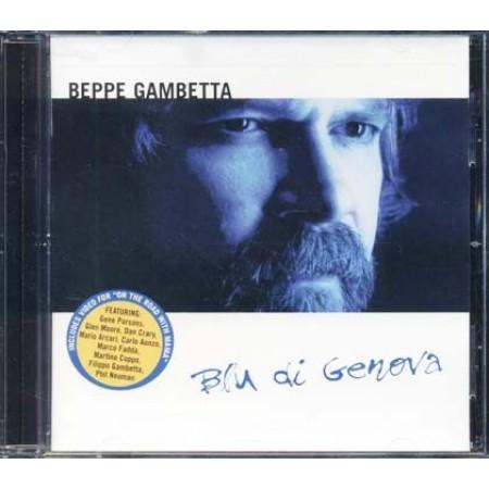 Beppe Gambetta - Blu Di Genova Cd