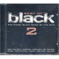 Best Of Black 2 - Destiny'S Child/Lauryn Hill Cd