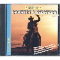 Best Of Country & Western - Gram Parsons/Johnny Cash/Patsy Cline Cd