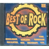 Best Of Rock - Dire Straits/Sting/The Police/Inxs/Nannini Cd