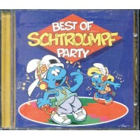 Best Of The Schtroumpf Party/Puffi/Schlumpf Cd