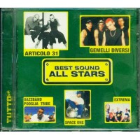 Best Sound All Star - Gemelli Diversi/Articolo 31/Space One Cd