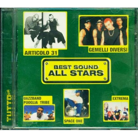 Best Sound All Star - Gemelli Diversi/Articolo 31/Space One Cd