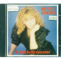 Betty Curtis - Le Piu' Belle Canzoni Cd