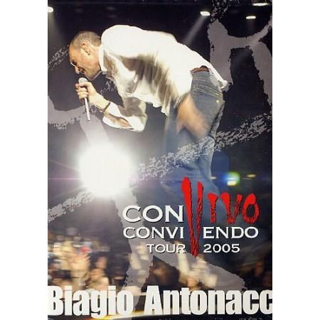 Biagio Antonacci - Convivo Convivendo Tour 2005 Prima Stampa Digipack Dvd