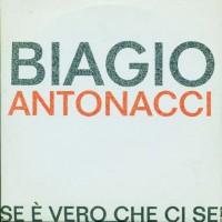 Biagio Antonacci - Se E' Vero Che Ci Sei Promo Card Cd