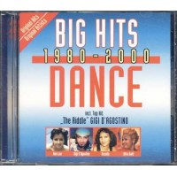 Big Hits 1980-2000 Dance - Mousse T/Gigi D'Agostino/Fpi Project 2 Cd