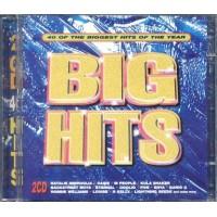 Big Hits - Imbruglia/Oasis/Kula Shaker/Enya/Dario G/Coolio 2x Cd