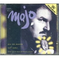 Big Joe Maher/Jeff Sarli - Mojo Cd