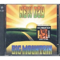 Big Mountain - New Day + Bonus Disc Things To Come Cd