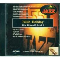 Billie Holiday - Me Myself & I Cd