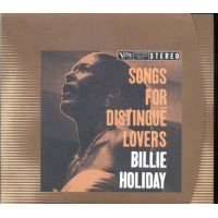 Billie Holiday - Songs For Distingue' Lovers Digipack Verve Master Edt Cd
