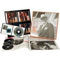 Bill Monroe - Blue Grass (Bear Family) With Lp Size Book 4X Cd