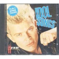 Billy Idol - Idol Songs 11 Of The Best Cd
