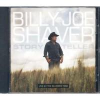 Billy Joe Shaver - Storyteller Live At The Bluebird 1992 Cd