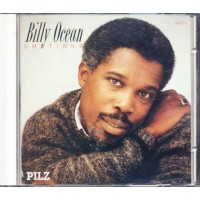 Billy Ocean - Emotions Pilz Cd