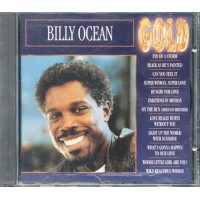 Billy Ocean - Gold Cd