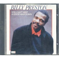 Billy Preston - You Can'T Keep A Good Man Down Italy Cd
