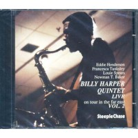 Billy Harper Quintet Live - On Tour In The Far East Vol. 2 Cd
