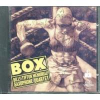 Billy Tipton Memorial Saxophone Quartet - Box Cd