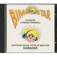 Bimbo Star - Canzone D' Autore Per Bambini Cd