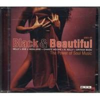 Black & Beautiful - India.Arie/Erykah Badu/Nelly/Eve 2x Cd