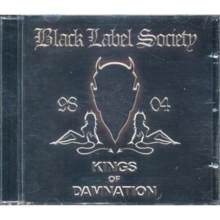 Black Label Society - Kings Of Damnation Cd