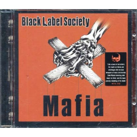 Black Label Society - Mafia Cd