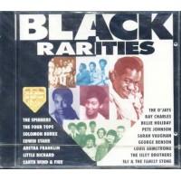 Black Rarities - Earth Wind Fire/George Benson Cd